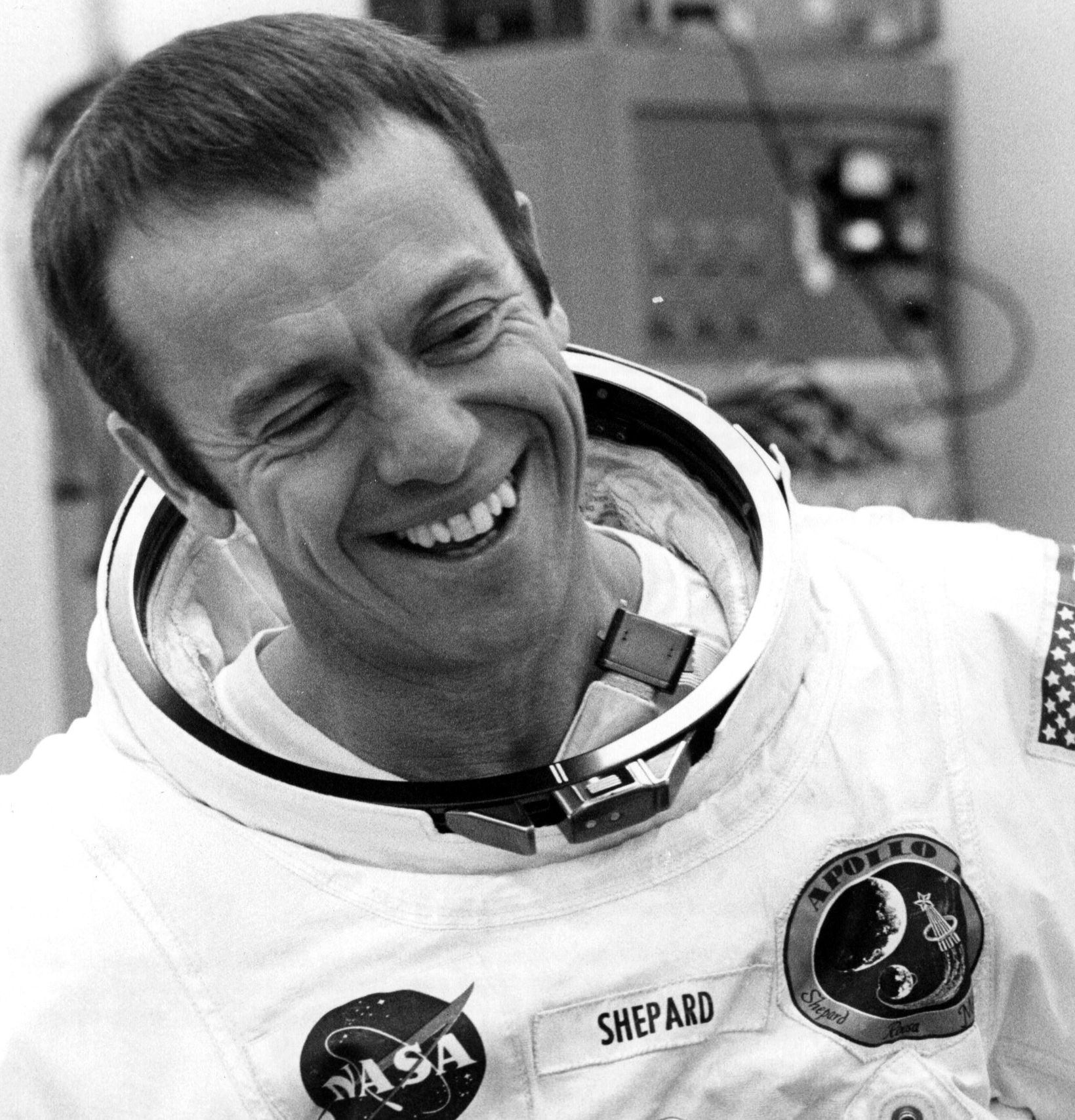Alan Shepard – May 5, 1961 | Go To Places Monthly