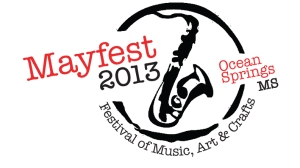 Mayfest Logo 2013
