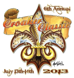 CROAKER CLASSIC 2013 logo